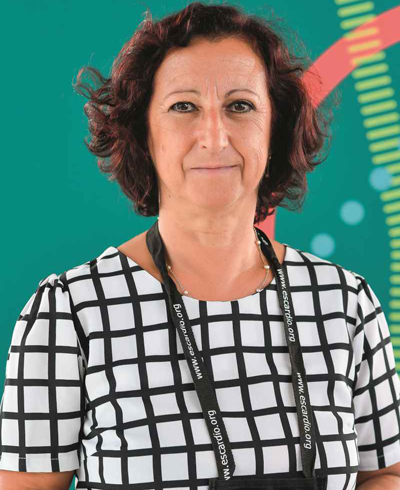 Cândida Fonseca (Prof.)